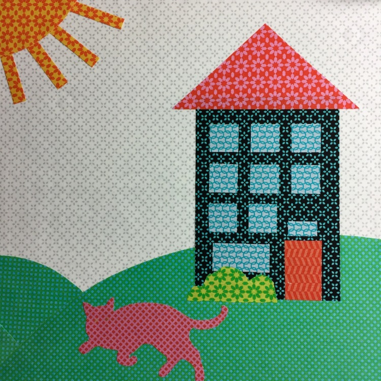 apartment fused not quilted